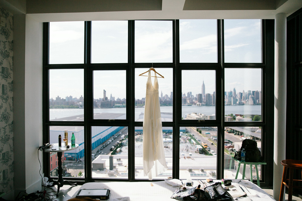 DRESS WITH A VIEW