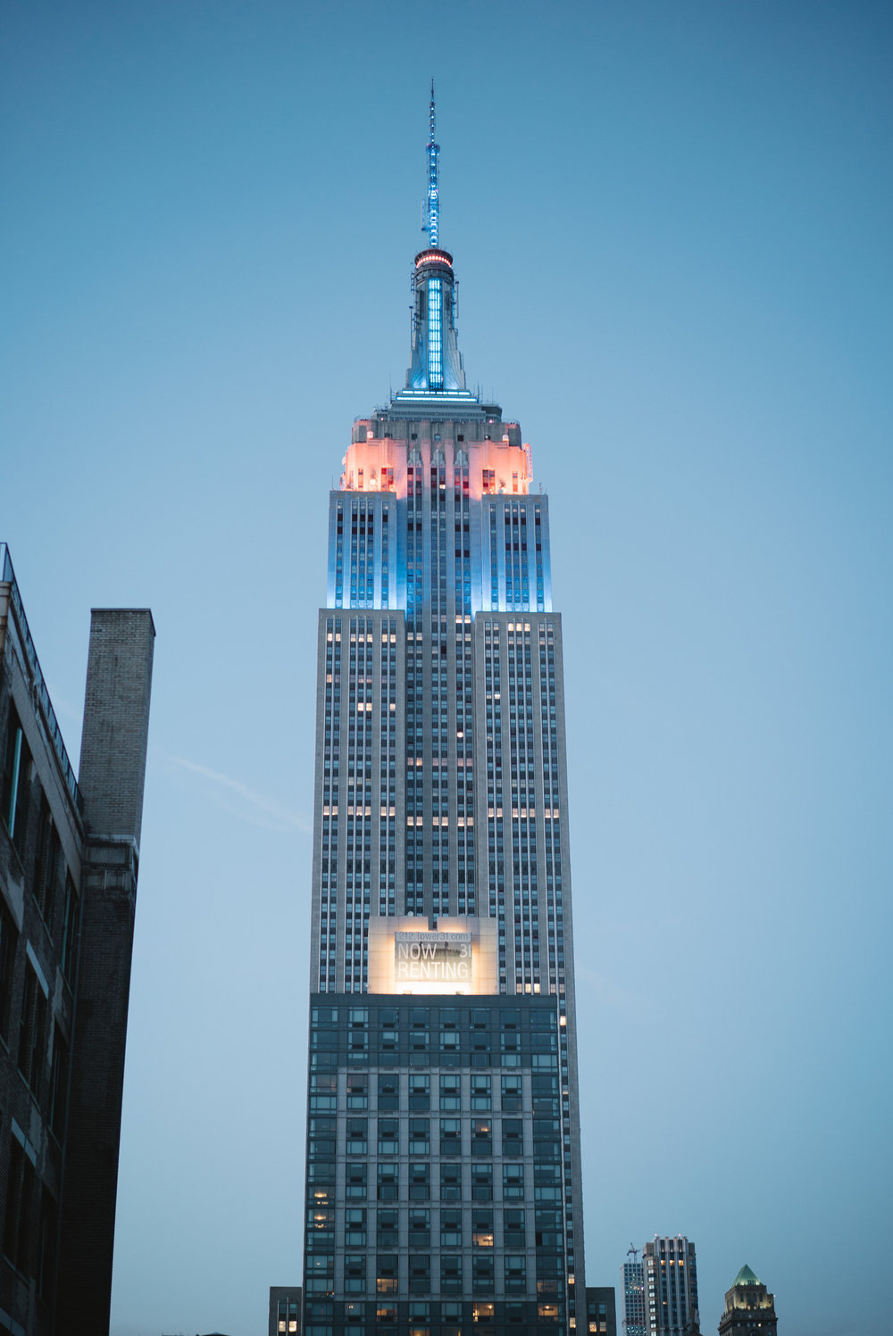 EMPIRE STATE LIGHTS