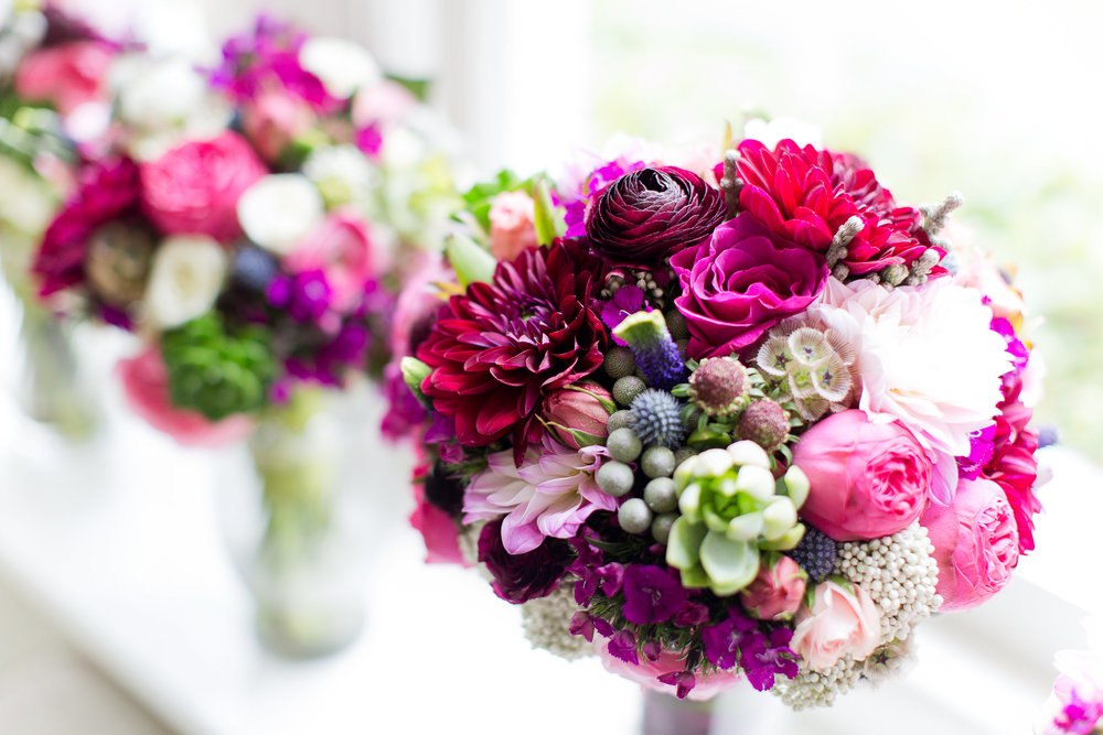 TEXTURED BOUQUETS