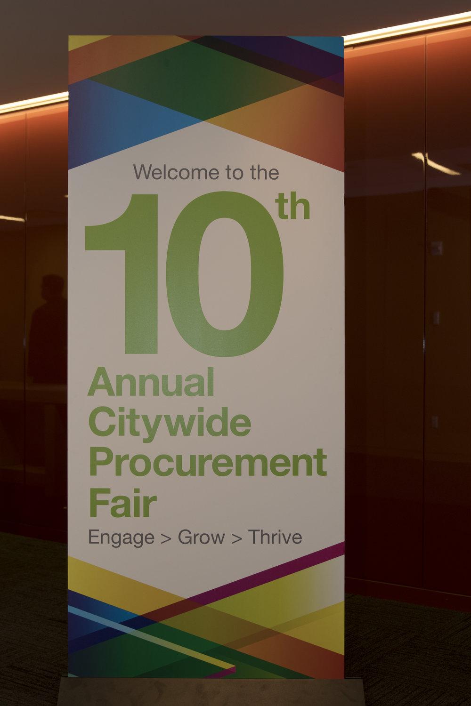 The 10th Annual Procurement Fair