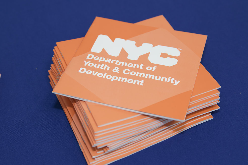 NYC Dept. of Youth & Community Development information