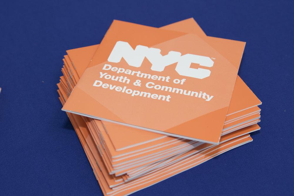 NYC Dept. of Youth & Community Development information