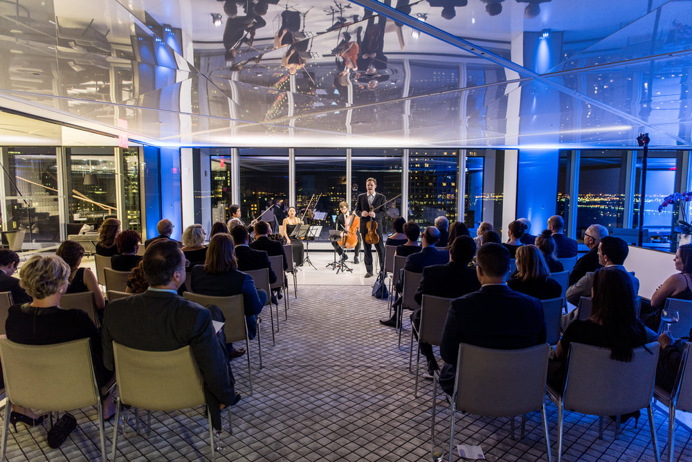 intimate q&a with juilliard musicians