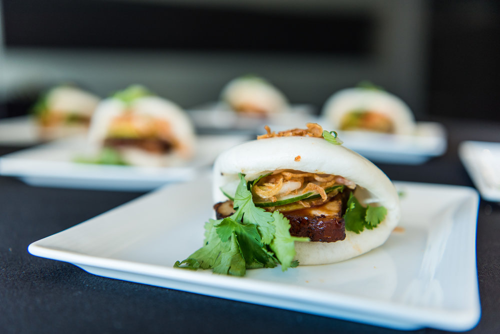 Pork Belly Steamed Bun