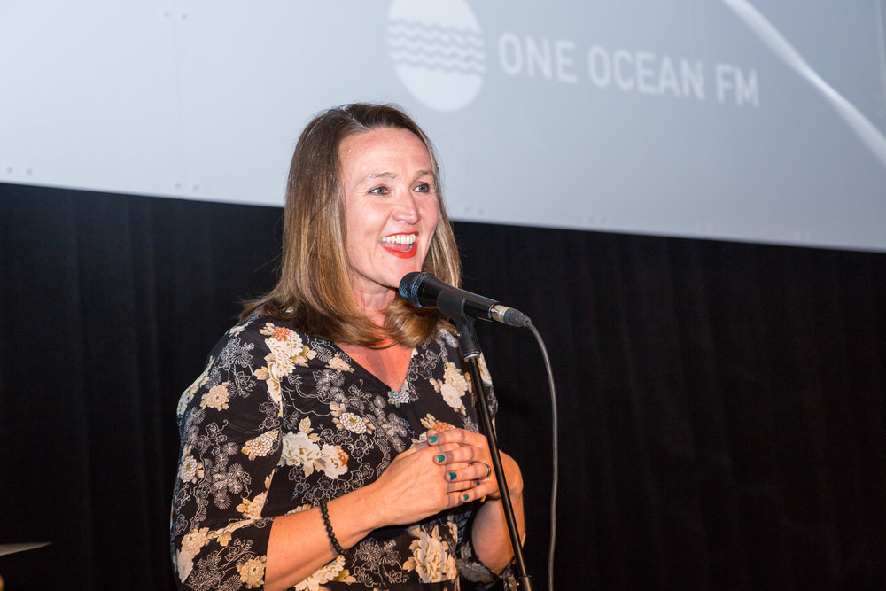 GAIL GALLIE LAUNCHES ONE OCEAN FM
