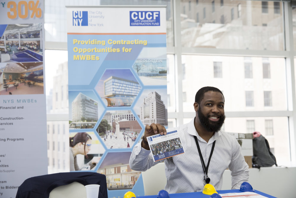CUNY OFFERS CONSTRUCTION OPPORTUNITIES