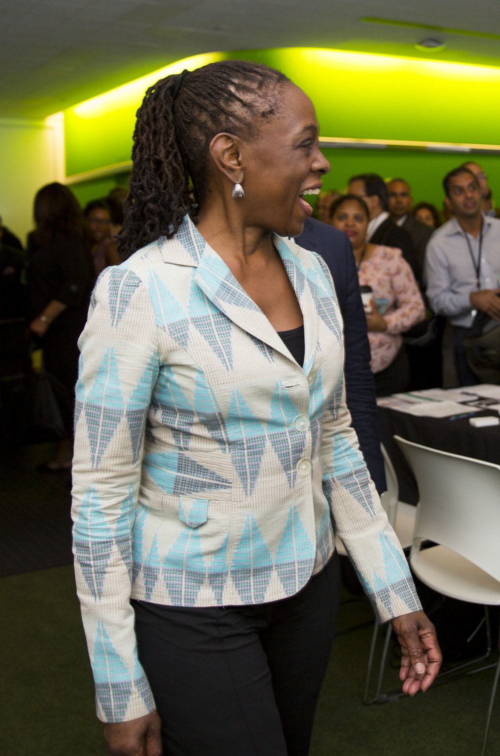 NYC FIRST LADY, CHIRLANE MCCRAY