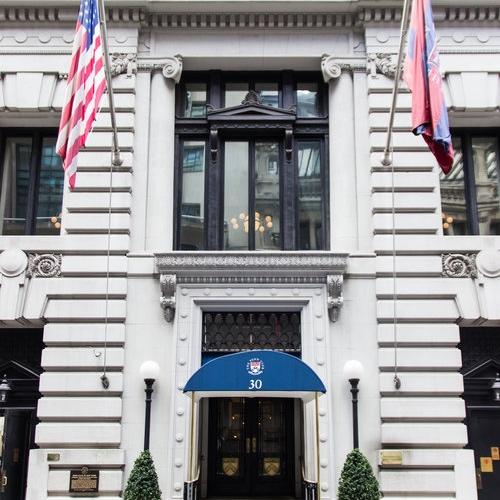 Penn Club New York, NY