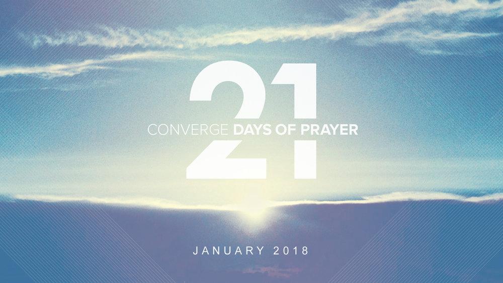 21 Days of Prayer — Church in Lakewood, Colorado | Faith Mountain