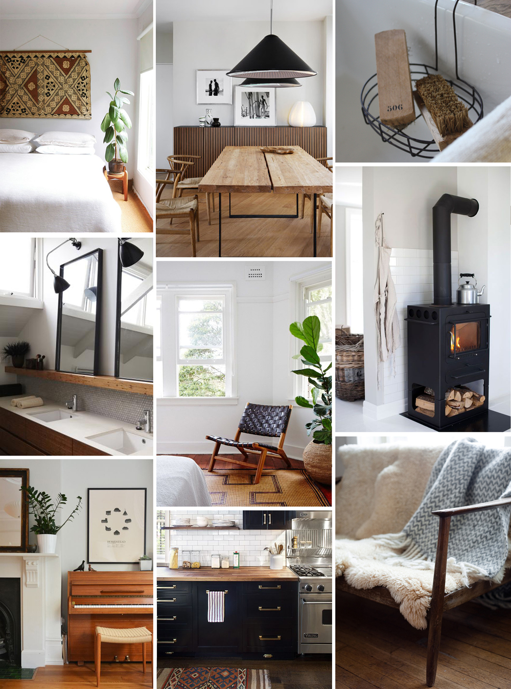 pins from my 'home' board on pinterest