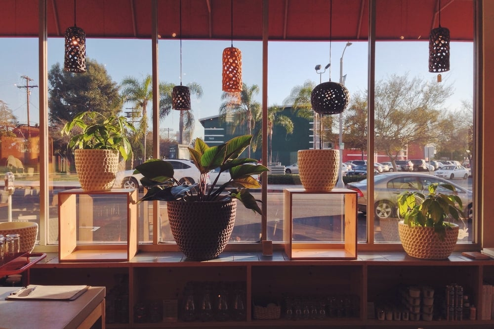 Heath Ceramics store, L.A.