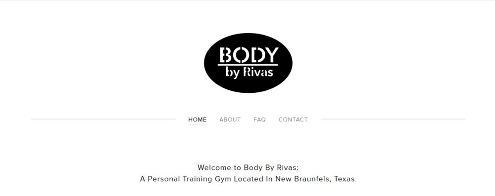 body by rivas screenshot