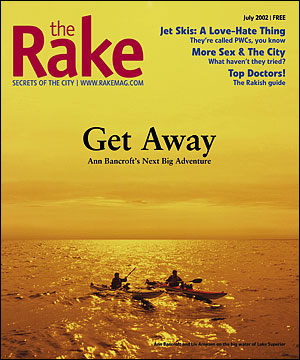 The Rake | July 2002 issue