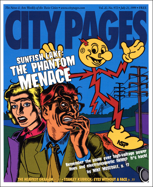 City Pages | July 21, 1999 issue