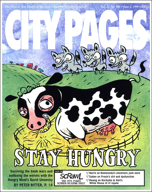 City Pages | June 2, 1999 issue