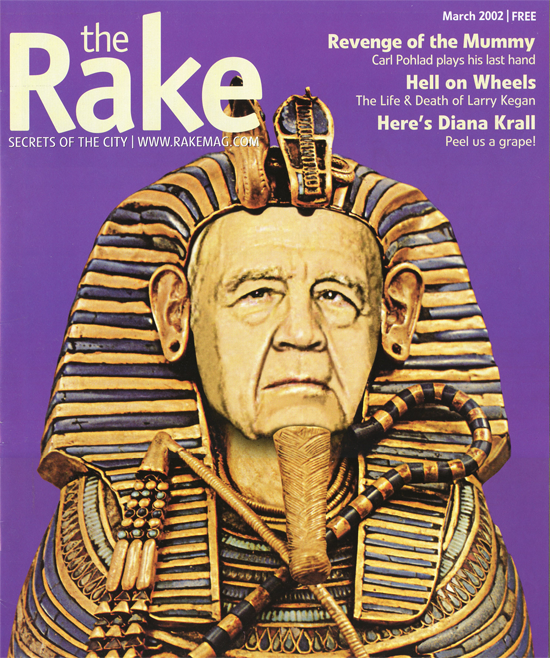 The Rake | March 2002 issue