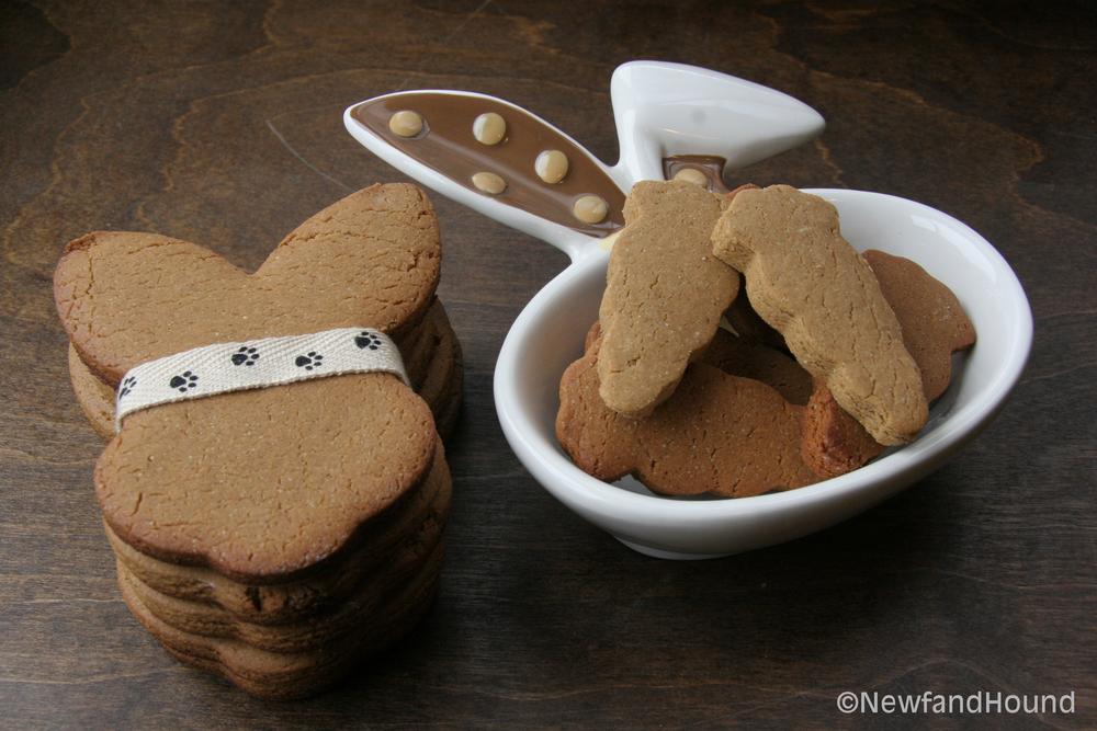 Ginger Bunny Cookies