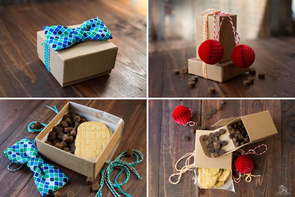 NewfandHound, Dachshund, Newfoundland Dog, Dog Treats, Gift Box