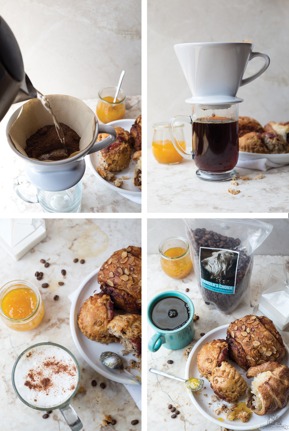 NewfandHound & Gander's Choice Coffee