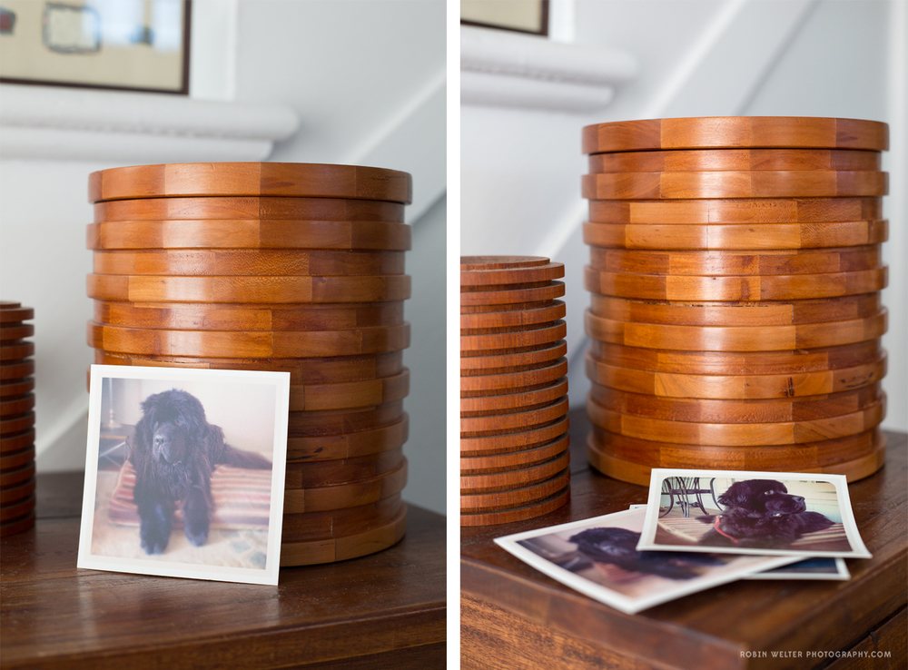 NewfandHound- Pet Urns by SDI Woodworking