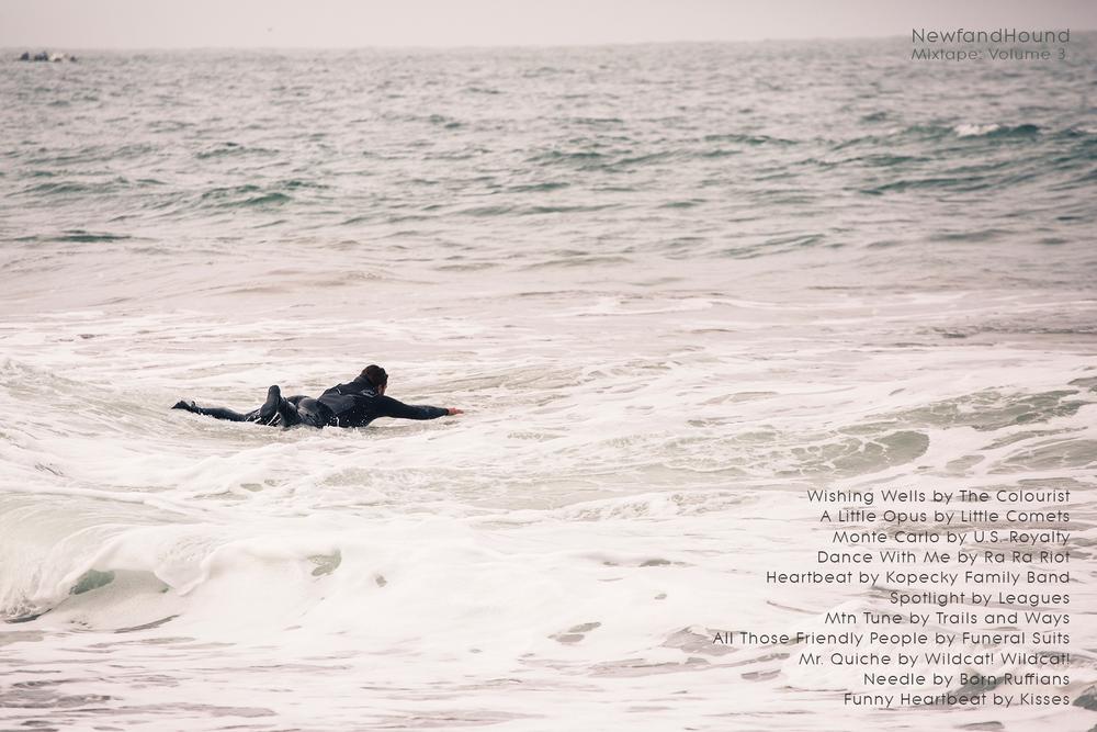 NewfandHound- Mixtape Volume 3