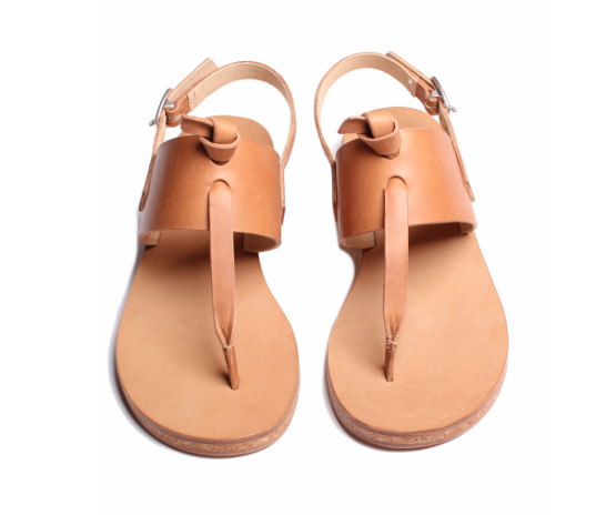 Rag & Bone Tan Quinn Sandal Original Price= $285.00 Final Sale Price= $180.00