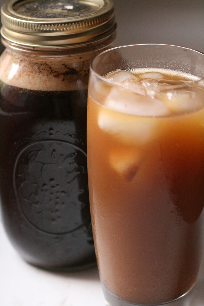Cold Brewed Coffee Method