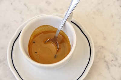 how to make black coffee without milk