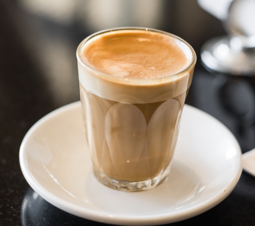 Small & Delicious | Piccolo Latte