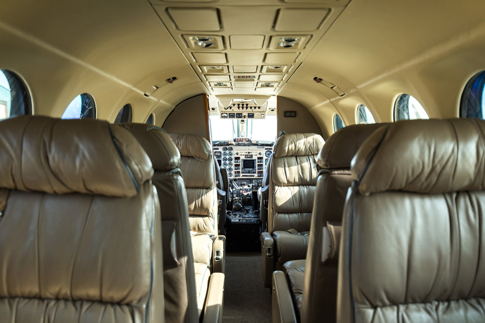 Super King Air 350 - Schedule your next adventure today!