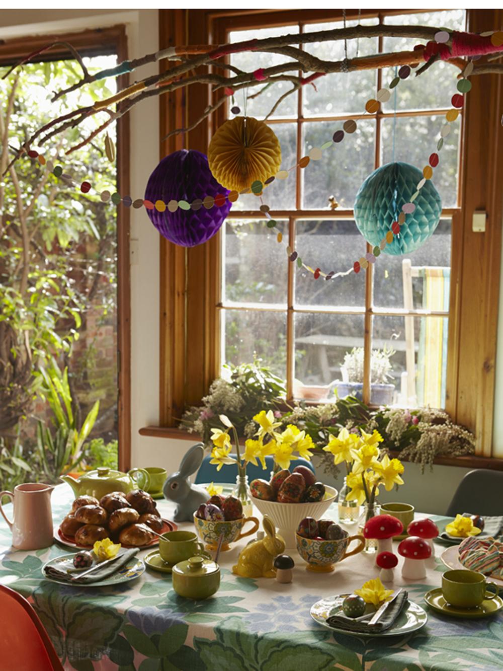 Hannah's Easter Table