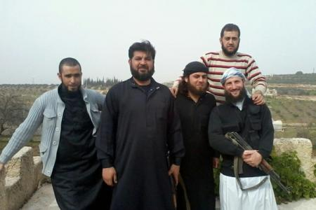 Uiterst recht Raphael Gendron, een Belgische strijder in Syrie.