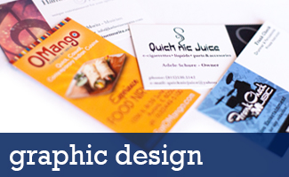 Click here to view Graphic Design Portfolio