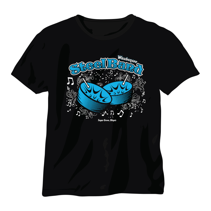 Steel Band T-Shirt