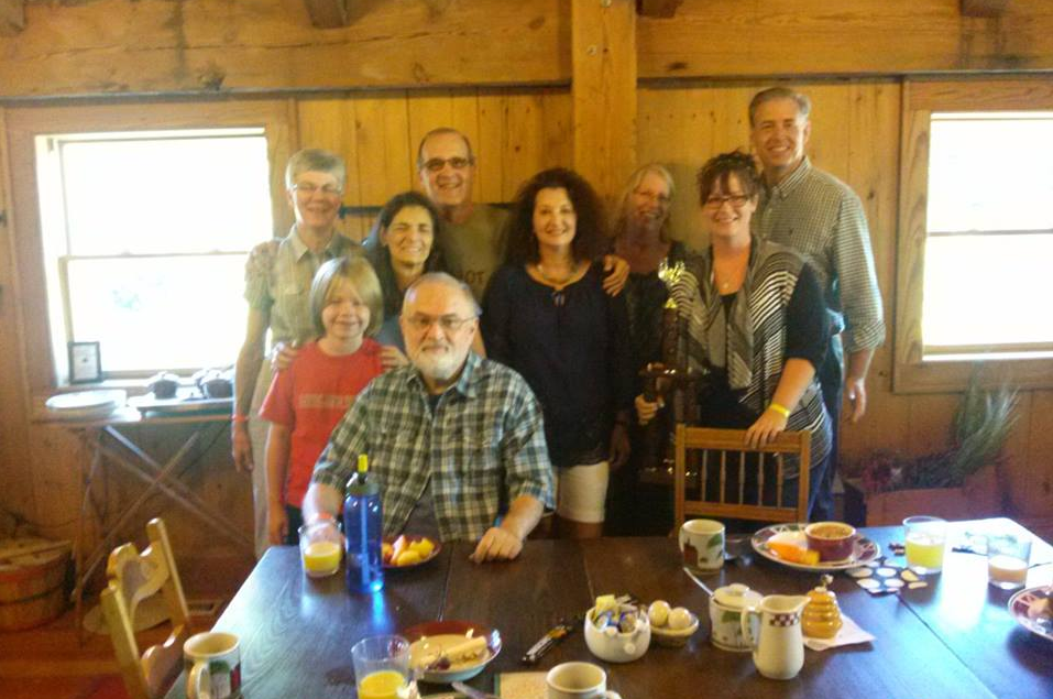 The Bed and Breakfast family. Have I mentioned how awesome these people are?