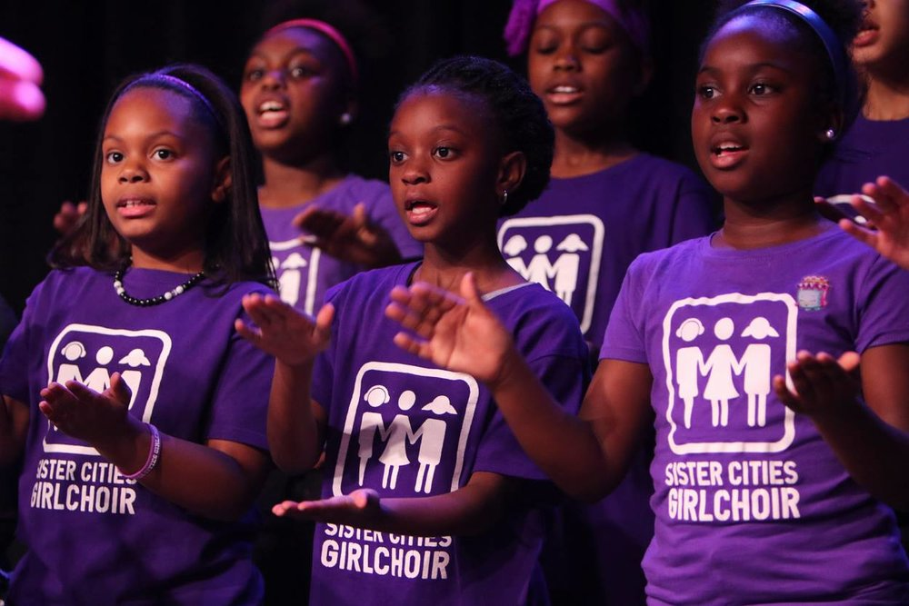 SCG is the girl empowerment, choral academy with a welcoming community and lots of positivity!