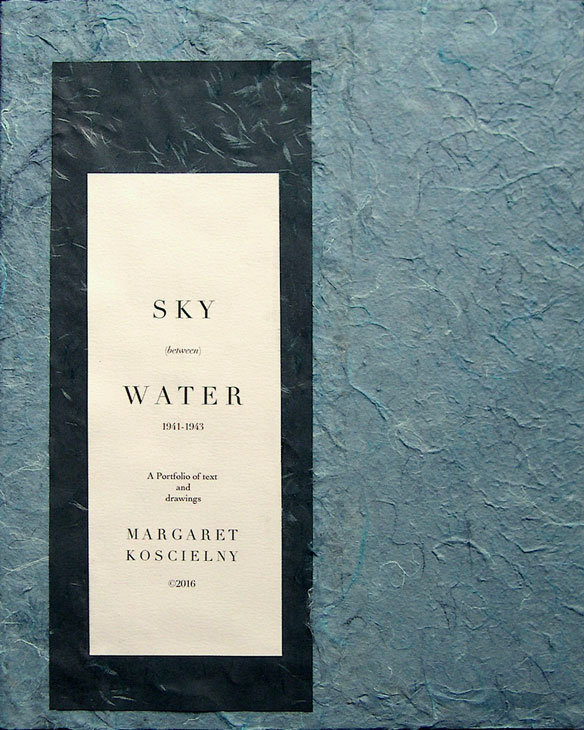 Portfolio cover: Sky (between) Water