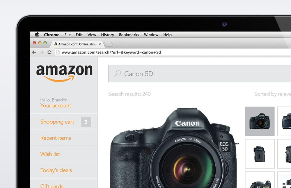 Rethinking Amazon.com
