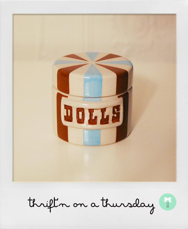 brown_and_blue_stripes_jonathan_adler_dolls_jar_thrift_find.jpg