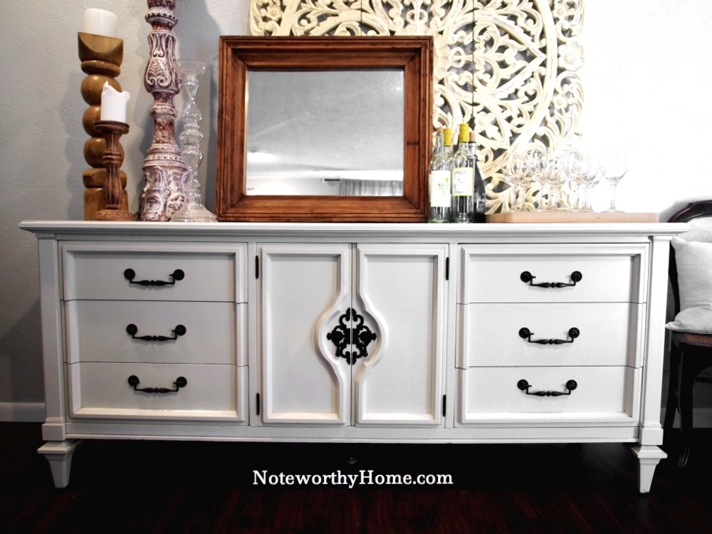 Regency Dresser/Buffet