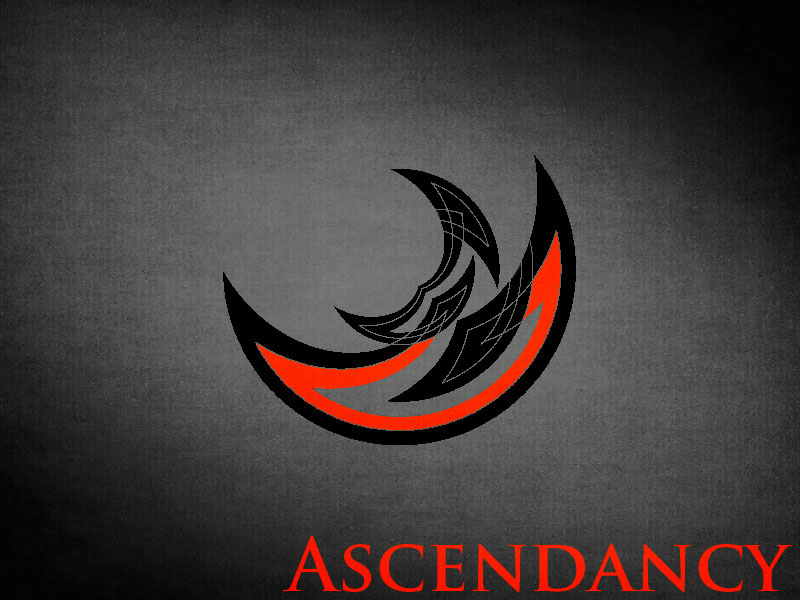 Ascendancy's symbol and mark of the CCD empire.