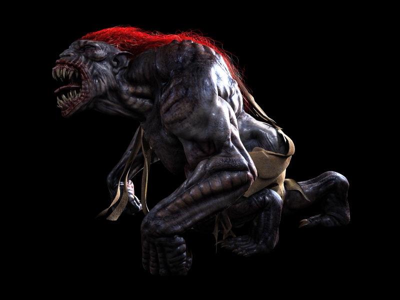 Beast form