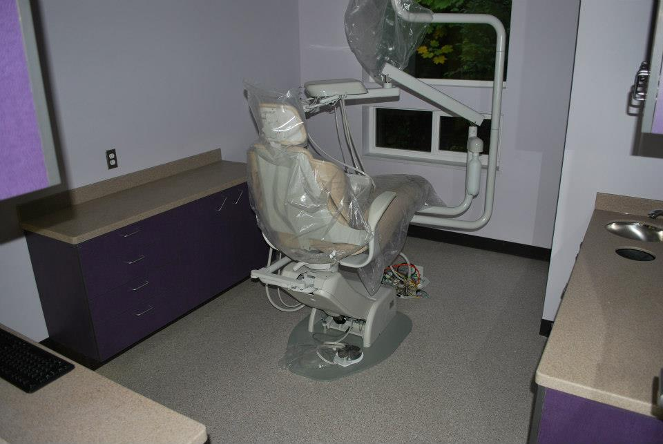 Dental Office Improvements