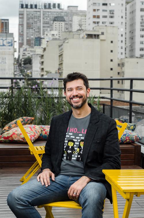 Marcus Trugilho, Pto de Contato Coworking - Divulgação