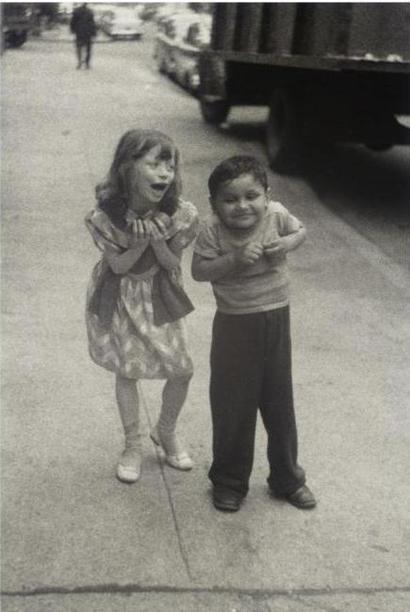 Diane Arbus - Children in NYC (1960)