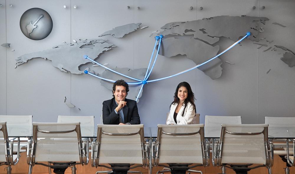 Rodolfo e Roberta Medina, Rock in Rio - para revista Forbes