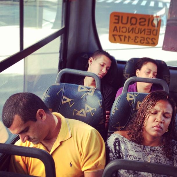 """""""O Brasil está acordando"""", Rio de Janeiro - junho de 2013"""