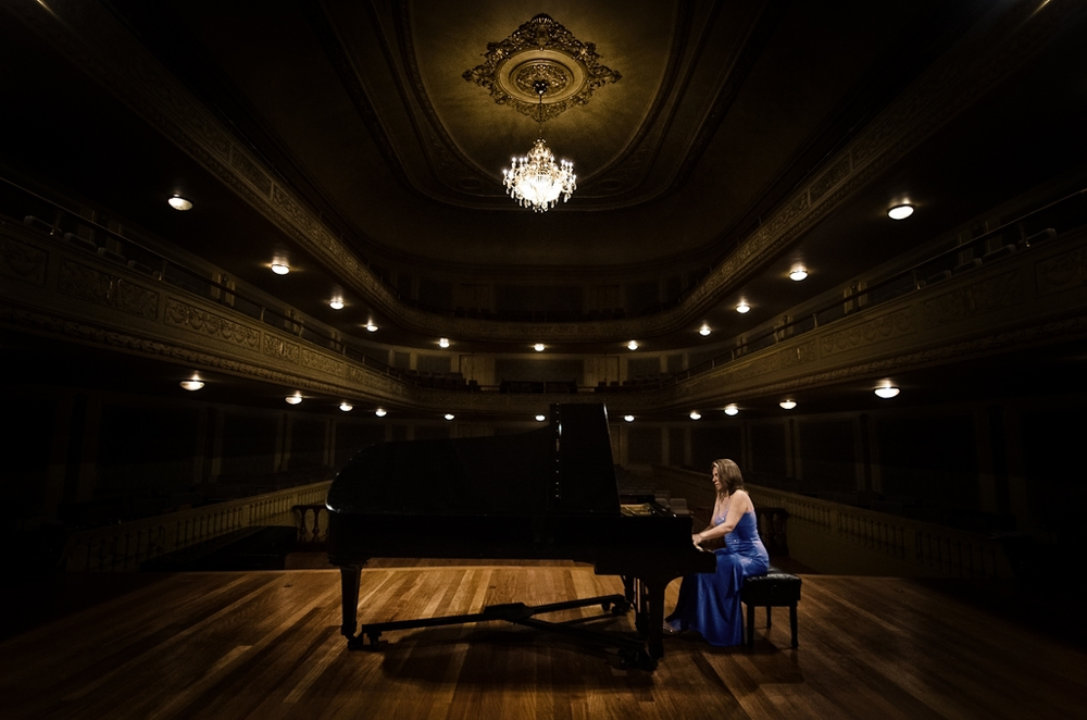 Patrícia Bretas, pianista - Divulgação