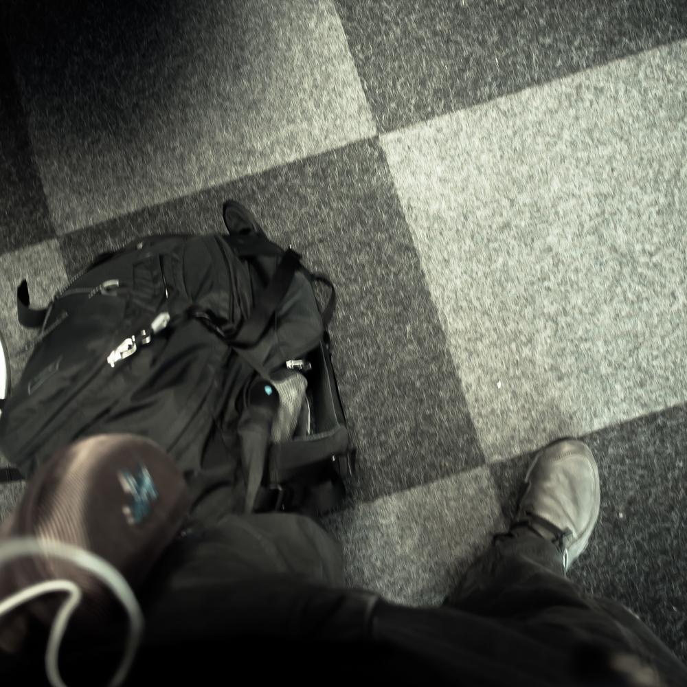 The bag & I