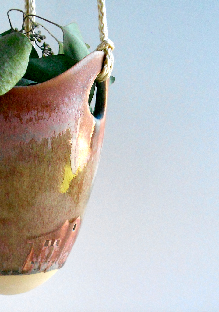 Hanging Planter (detail)
